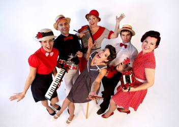 Singin' Rendez-Vous et le Ragtime Band