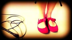 Les pieds de Mélissa - St-Sauveur 2012